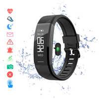 Smart Wristband Waterproof Fitness Bracelet Heart Rate Monitor Smart Band Pedometer Activity Tracker Sleep Monitor Smart Watch