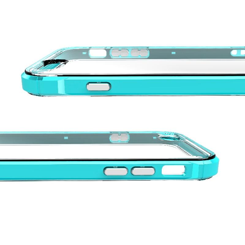 ITEUU 6S 6 Plus Premium PC Frame TPU Stötsäker fodral för iphone 6 - Reservdelar och tillbehör för mobiltelefoner - Foto 3