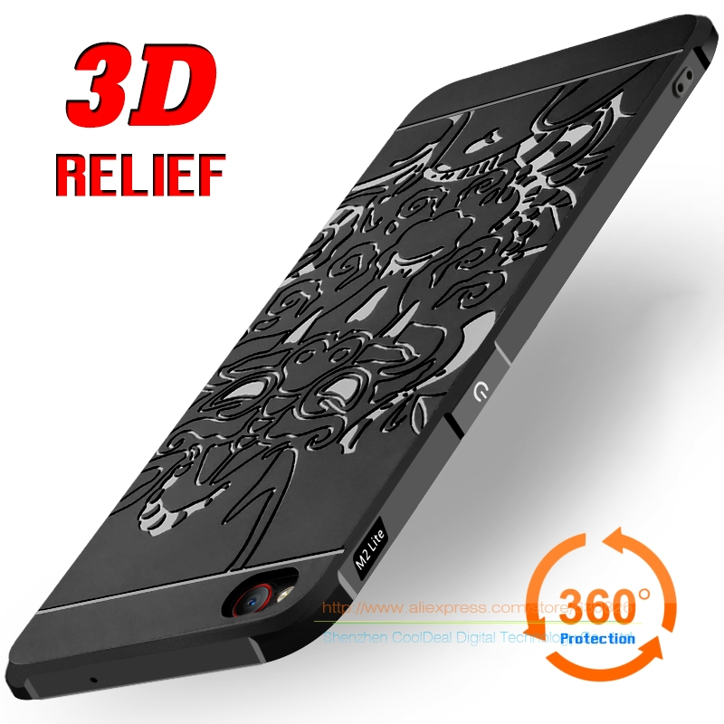 Totally Protection Back Cover Case for ZTE Nubia M2 Lite 5.5 Luxury Mobile Phone Cover for Nubia M2 5.5 Soft Silicone Cases