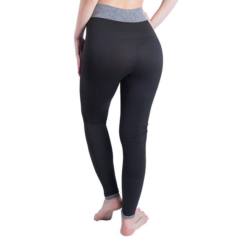 2019 New Female Sports Pants Fitness Quick-drying Sweat-absorbent Leggings Women Slim Lifting Hip Pencil Pants Sweatpants NO818