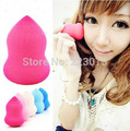Makeup Foundation Sponge Blender Blending Cosmetic Puff Flawless Powder Smooth Beauty Make Up Tool 2pcs/lot