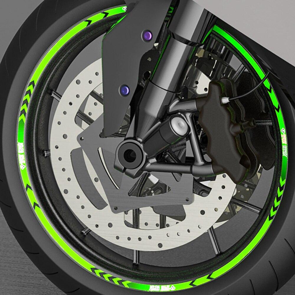 SPIRIT BEAST Motorcycle Sticker Wheel Tires Sticker Pegatinas Moto Tank Pad Motorbike Motorcycle Autocollant Moto Sticker Decals