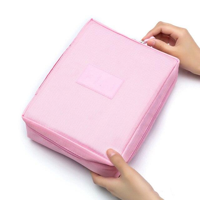 b038c29958 Dropwow Hot Sale Multifunction travel Cosmetic Bag Women Makeup Bags ...