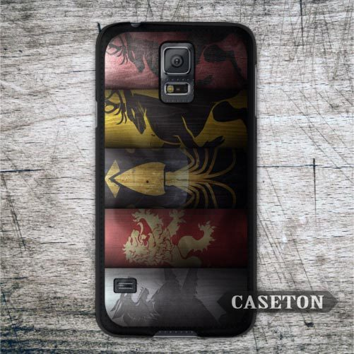 Game Of Thrones The Houses for Samsung