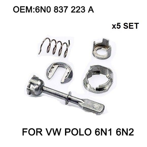 Aliexpress.com : Buy x5 Set Car Iron Door Lock Cylinder
