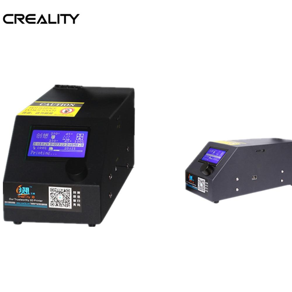 Creality 3D принтеры Полный Собранный Управление Box kit для CR 10/CR 10S/S4/S5 3D принтеры Запчасти 12864 ЖК дисплей Сенсорный экран дополнительно