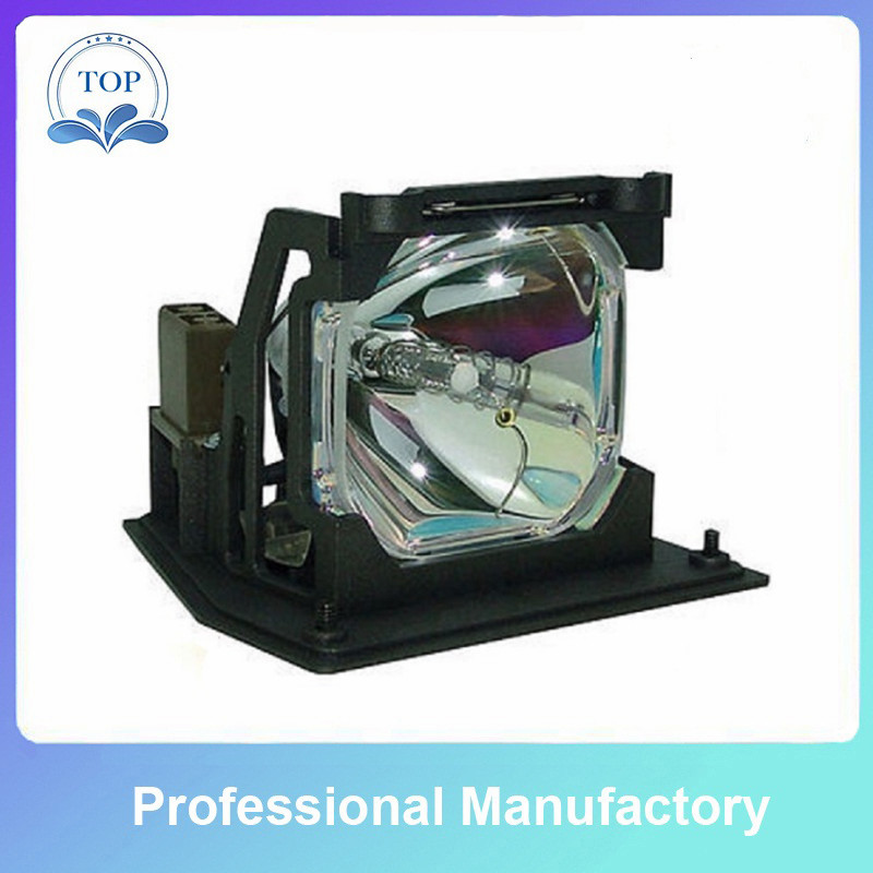Replacement Projector Lamp LAMP-026 With Housing FOR PROXIMA DP5150/DP6100/DP6150/ASK C100/C80/C90 awo sp lamp 016 replacement projector lamp compatible module for infocus lp850 lp860 ask c450 c460 proxima dp8500x