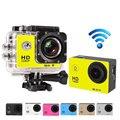 Dving SJ4000 câmera de esportes 1080 p HD Câmera de Ação Esporte Filmadora Mini DV 12MP Capacete Camcorder Carro 30 M À Prova D' Água navio livre