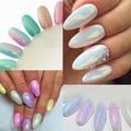 Fashion Nail Art DIY Glitter Powder Dust UV GEL Acrylic Powder Decoration Tips