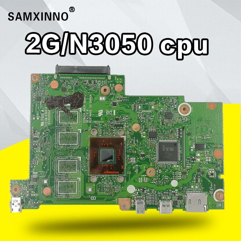 E202SA Motherboard 2GB RAM N3050 For ASUS E202SA E202S laptop Motherboard E202SA Mainboard E202SA Motherboard test 100% okE202SA Motherboard 2GB RAM N3050 For ASUS E202SA E202S laptop Motherboard E202SA Mainboard E202SA Motherboard test 100% ok