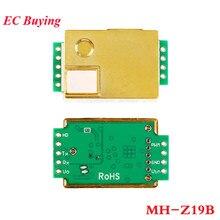 MH Z19 Infrarood CO2 Sensor Module MH Z19B Kooldioxide Gas Sensor Voor CO2 Monitor 0 5000ppm