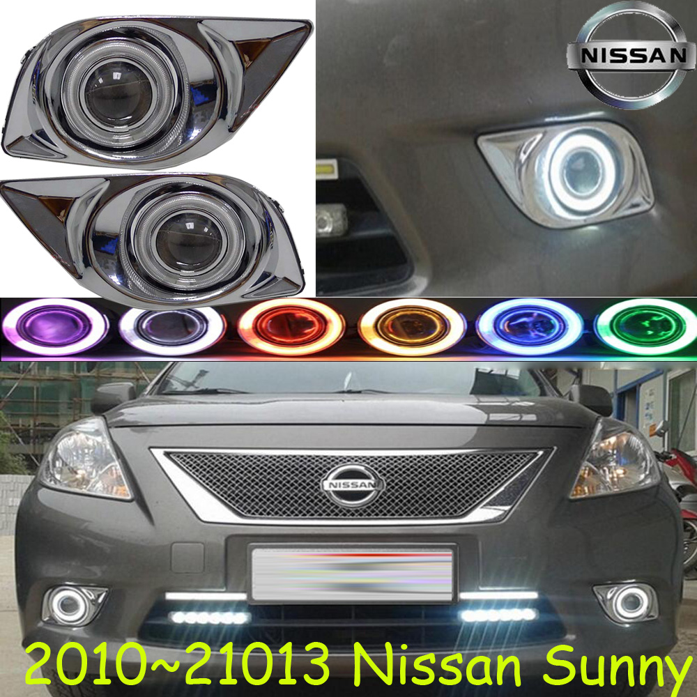 Sunny fog light 2010~2013 Free ship!Sunny daytime light,2ps/set+wire ON/OFF:Halogen/HID XENON+Ballast,Sunny picasso fog light 2006 2008 free ship picasso daytime light 2ps set wire on off halogen hid xenon ballast picasso