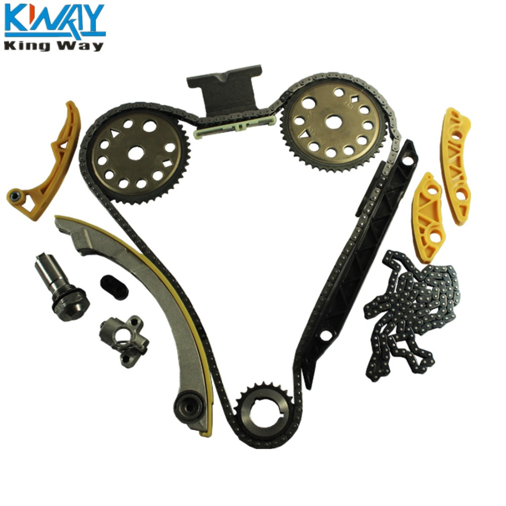 Free Shipping King Way Timing Chain Balance Shaft Set L61 For Gm Saturn Vue Belt Chevrolet 20l 22l 24l Kit On Alibaba Group