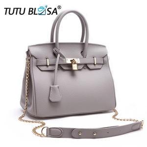 591893041204 TuTu Blosa for Women Designer Leather Ladies Clutch Sac