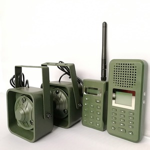 Image 5 - おとり狩猟ブリッド発信 300 500 m Remoteremote 制御 2*50 ワット外部拡声器エレクトロニクス動物発信者狩猟用