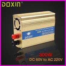 300W household car power inverter converter DC 60V to AC 220V car battery charger Adapter Power Supply ST-N041