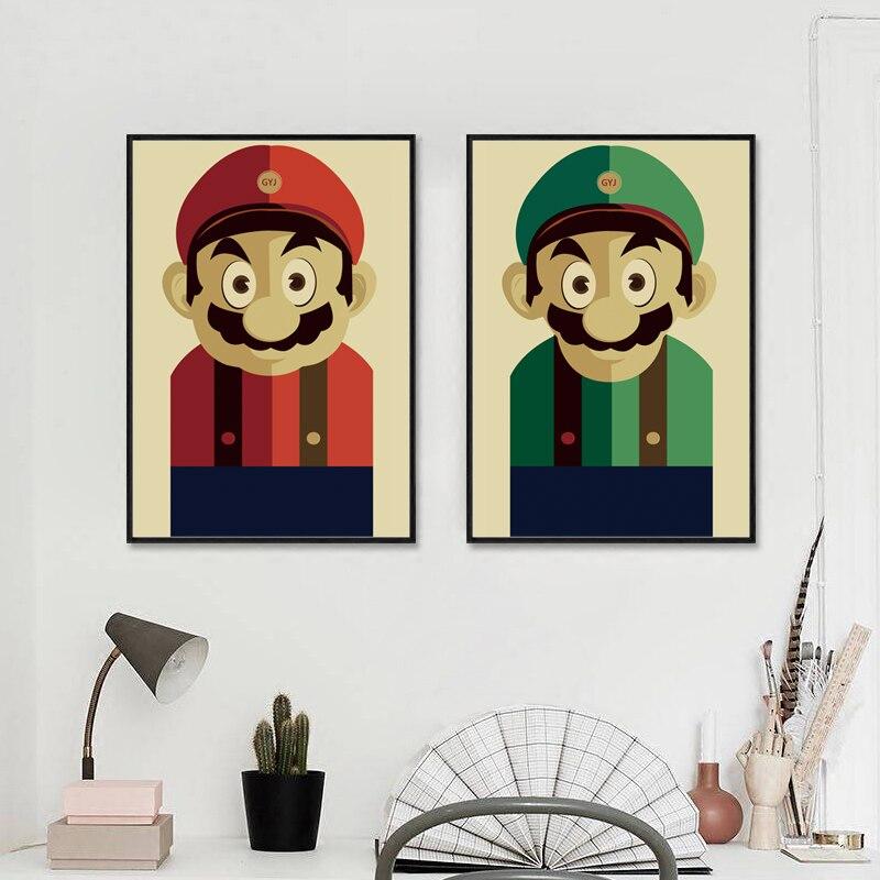 Nintendo Wall Art online get cheap nintendo wall art -aliexpress | alibaba group