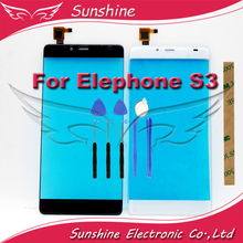 Tested One By One Tested Touch Screen For Elephone S3 Touch Screen Digitizer