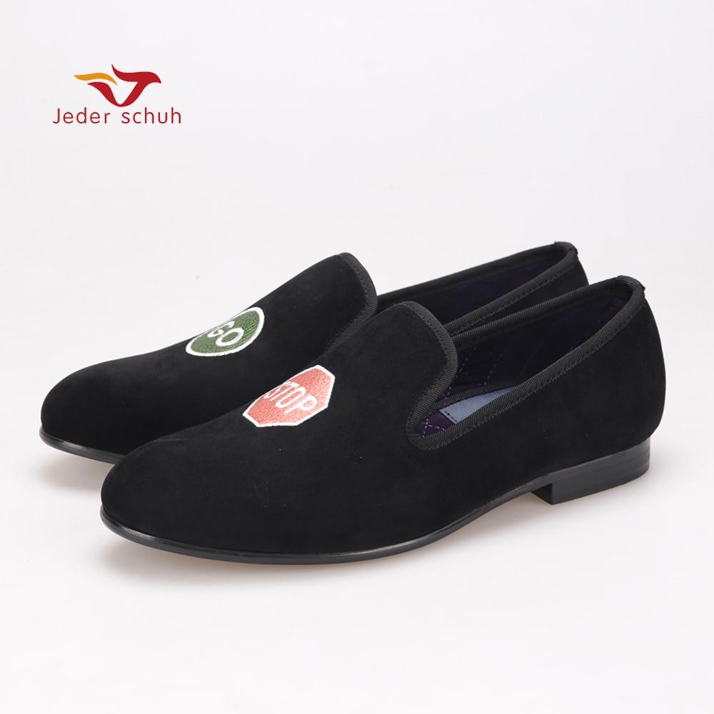 Men loafers British Signal lamp design simple fashion casual shoes men's shoes velvet shoes simple men s casual shoes with criss cross and color block design