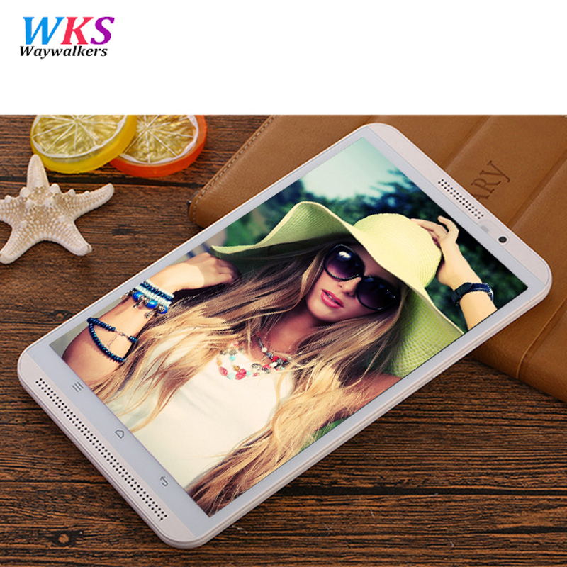 waywalkers 8 inch tablet pc K8 Octa Core Android 5.1 Tablet pcs 4G LTE smartphone Rom 64GB RAM 4GB The best Christmas gift