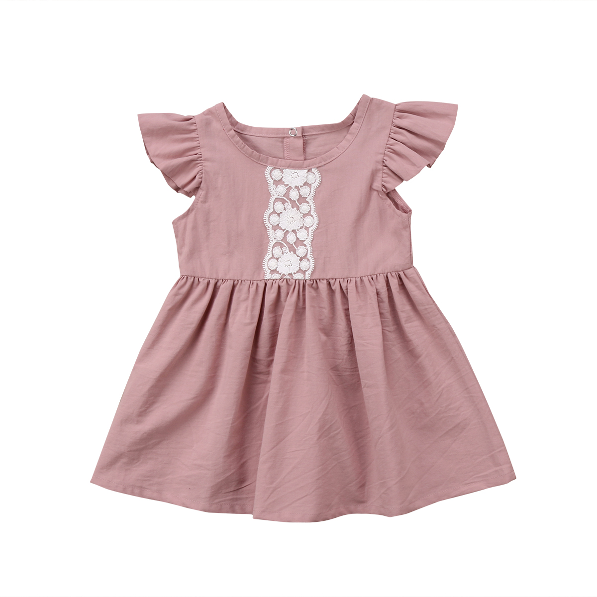 Toddler Baby Girls Clothes Dresses Newborn Kids Infant ...