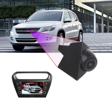 CCD Auto Vista Frontale Della Macchina Fotografica Per Il VW Volkswagen GOLF Jetta Bora Touareg Passat Polo