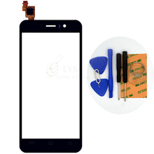 Black TP for Jiayu G4 Turbo 4.7″ Touch Screen Digitizer Front Glass Panel Sensor No LCD Phone Replace Part Free Shipping+Tools