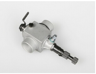 S15A Three-leaf ASP S15A Carburetor 15 Degree For Motor Engine Two Stroke Fixed Wing Blue Head Engine RC Parts