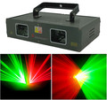 Free shipping new 50mW@532nm Green laser projector & 100mW@650nm Red Laser Light