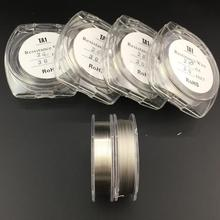 FYF6 Titan Wire 30 Feet 24/26/28 Gauges TA1 Heating Wire E Cigarette RBA Coils Temp Control Box Mod Atomizers