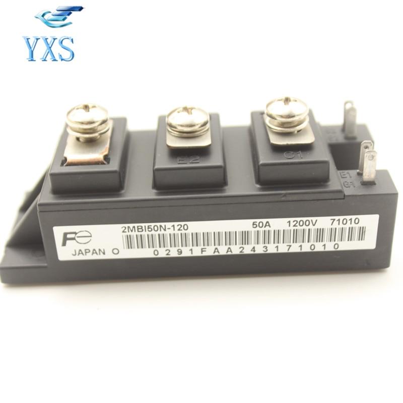 2MBI50N-120 IGBT Module 50A 1200VDC 100% new original igbt module 2mbi100u4a 120 2mbi100u4a 120 50