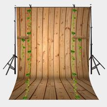 5x7ft Wood Grain Backdrop Concise Wooden Floor Photography Background and Photography Studio Backdrop Props wood floor backdrop vinyl cloth high quality computer printed wooden photography studio background