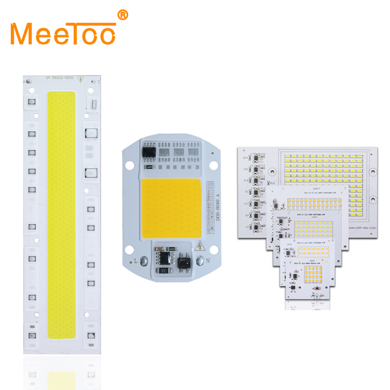 10W 20W 30W 50W 70W 90W 100W 150W Floodlight SMD COB LED Chip Lamp Bulb Bead