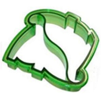 Kids Lunch Sandwich Toast Cookies Cake Bread Biscuit Food Cutter Mold Mould, Dinosaur Cake Molds