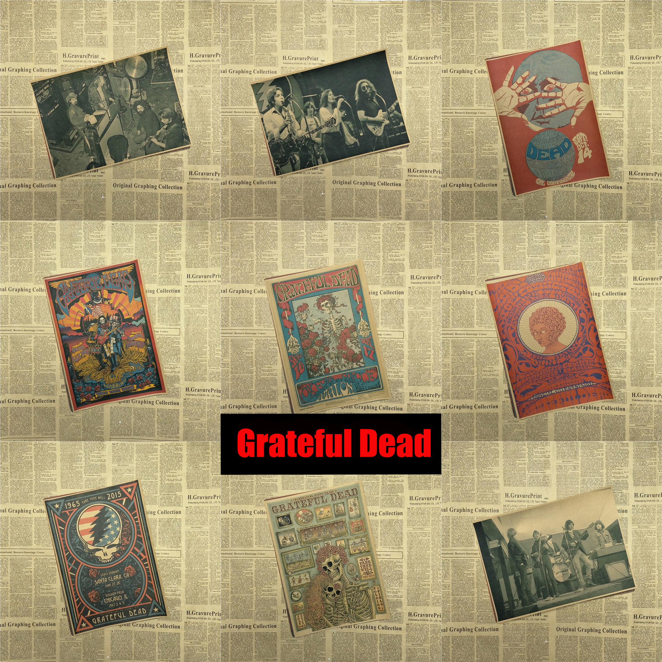 Outstanding Grateful Wall Decor Image Collection - Art & Wall Decor ...