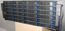 4U24 бит горячего подключения расширения кабинет YT 4024 широко используется в NAS HD КТВ сервер промышленного управления
