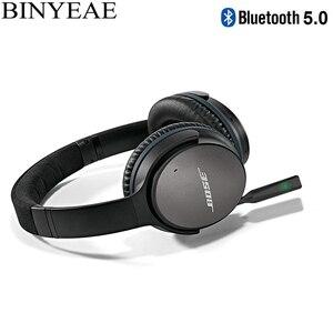 Image 1 - Adaptador de áudio estéreo sem fio, adaptador para bose quiet comfort 25 35 qc25 qc35 oe2 oe2i ae2 ae2i ae2w fones de ouvido