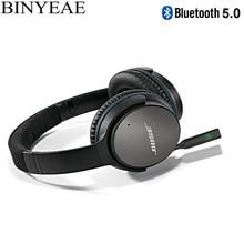 Bluetooth 5.0 Draadloze Stereo Handsfree Audio Adapter Voor Bose Quiet Comfort 25 35 QC25 QC35 OE2 OE2i AE2 AE2i AE2w hoofdtelefoon