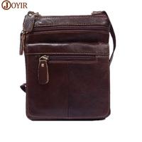 Men Shoulder   Bag   Genuine Leather Messenger   Bag   Small Male Man   Crossbody     Bags   For Men Brand Designed Leather   bags   Handbags