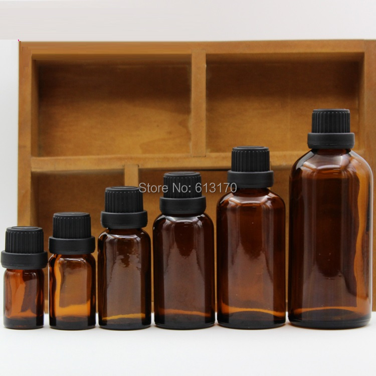 5ml,10ml,15ml,20ml,30ml,50ml,100ml Empty Glass Bottles Amber Vials Black Big Head Tamper proof Cap Brown Essential Oil Bottles 645386 001 laptop motherboard for hp dv7 6000 notebook pc system board main board ddr3 socket fs1 tested working