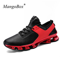 MangoBox Walking Sneakers For Men Comfortable Running Shose Adult Good Quality Boys Athletic Sneaker New Trend