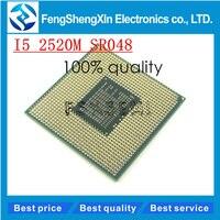 Core I5 2520M SR048 Socket G2 RPGA988B Processor Cpu