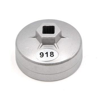 Uxcell 918 samochód ze stopu aluminium 74mm średnica wewnętrzna 15 flet FILTR OLEJU Cap klucz gniazdo narzędzie do usuwania tanie i dobre opinie Oil Filter Wrench Material Aluminum Alloy 1 x Oil Filter Wrench Shell Color Silver Tone 8 x 4cm 3 1 13mm 1 2 80mm 3 1