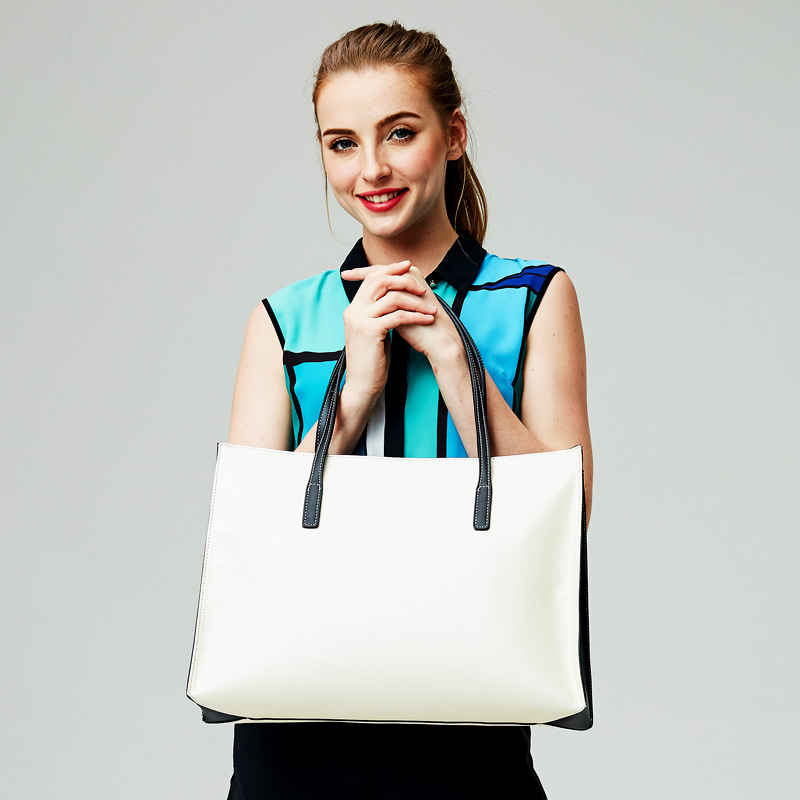 Ladies 39 genuine leather handbag 2019 luxury handbags women bags designer new fashion leather bags shoulder bag brand handbags in Top Handle Bags from Luggage amp Bags