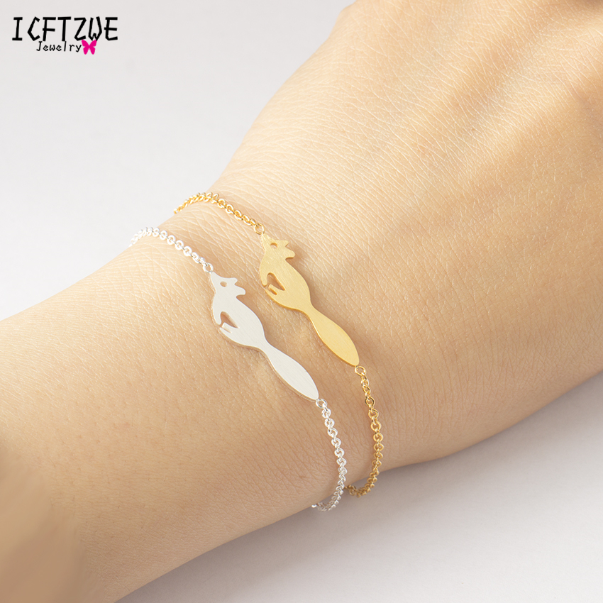 ICFTZWE Gold Silver Stainless ...