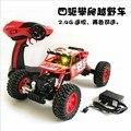 Alta Velocidade Rc Carros 4WD Elétrico 4x4 Com 2.4 GHz de Frequência de Controle Remoto Carro de Brinquedo para Crianças Presente