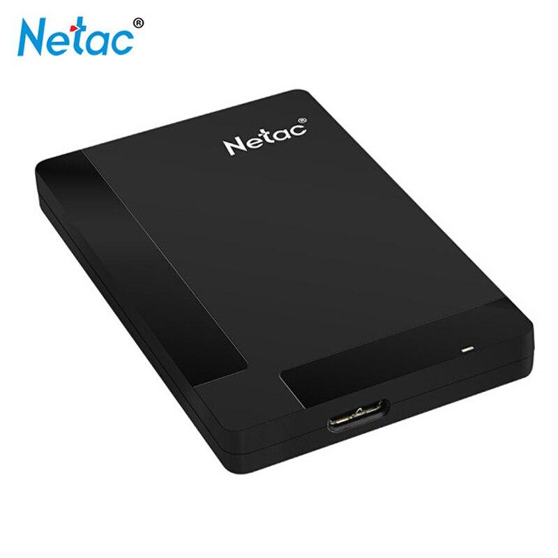 Netac K218 1 TB 2 TB clé usb DISQUE DUR 2.5