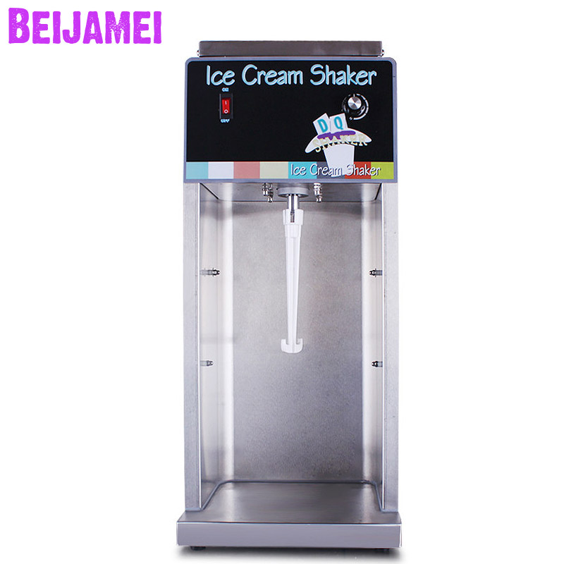 Beijamei New Electric Ice Cream Shaker Mixer Blender Commercial Fruit Ice cream Maker Milkshake MachineBeijamei New Electric Ice Cream Shaker Mixer Blender Commercial Fruit Ice cream Maker Milkshake Machine