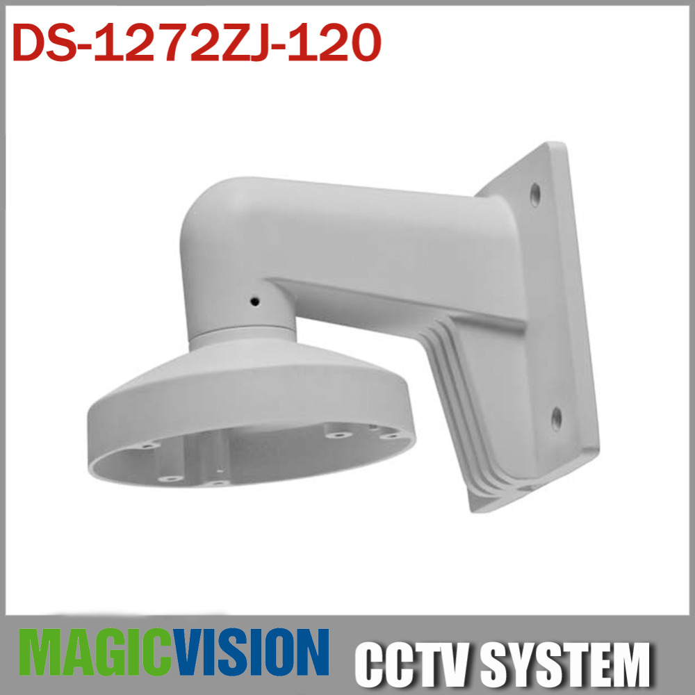 Bracket DS-1272ZJ-120 for DS-2CD71xx Series AND DS-2CD25xx SeriesWall Mount Bracket стоимость