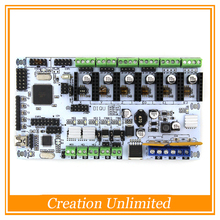 BIQU Rumba For 3D printer motherboard rumba MPU / 3D printer accessories RUMBA optimized version control Board